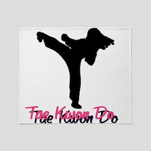 TKD Throw Blanket