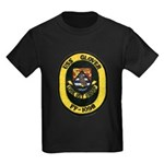 USS GLOVER Kids Dark T-Shirt