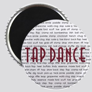Tap Dance Magnet