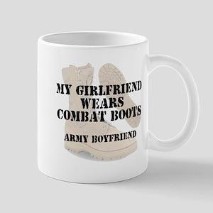 Army Boyfriend DCB Mugs