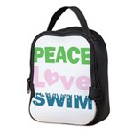 plb center Neoprene Lunch Bag
