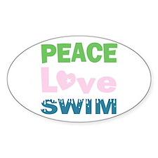 plb center Sticker