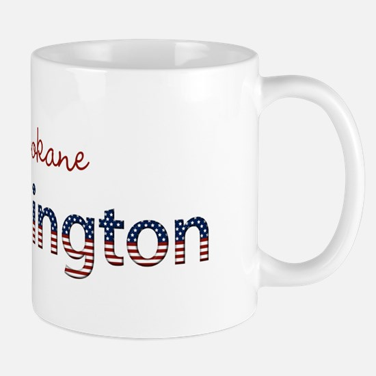 Custom Washington Mug