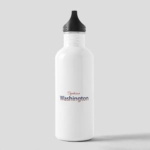 Custom Washington Stainless Water Bottle 1.0L
