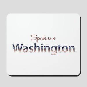 Custom Washington Mousepad