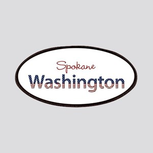Custom Washington Patches