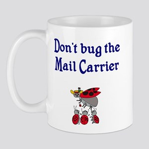 Mail Carrier Ladybugs Mug