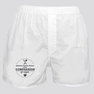 Vegan Nothing Tastes Better Than Comp Boxer Shorts