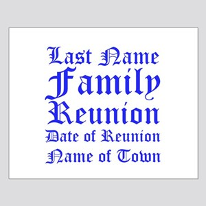 Family Reunion Posters