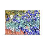 Van Gogh Blue Irises Posters