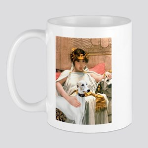 Cleopatria & her Whippet Mug