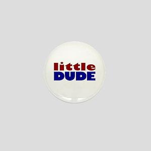 Little Dude Mini Button