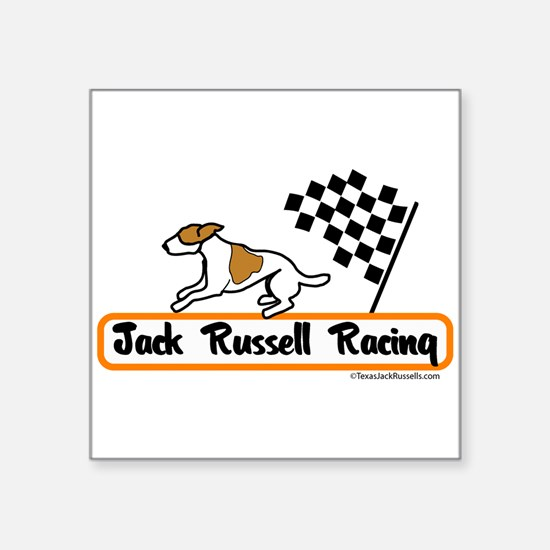 jrtracingLRG2.eps Sticker