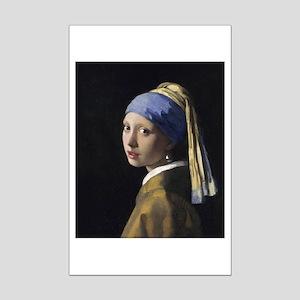 Jan Vermeer Girl With A Pearl Earring Posters