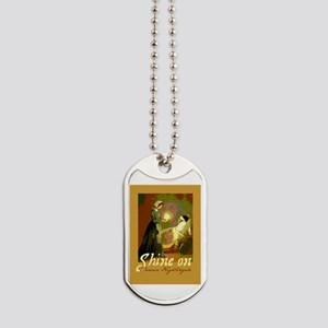Florence Nightingale With Lamp Dog Tags