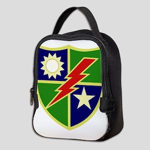 75th Ranger Regiment Neoprene Lunch Bag