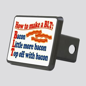 Bacon How To Make a BLT Rectangular Hitch Cover