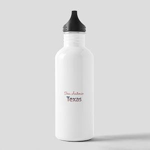 Custom Texas Stainless Water Bottle 1.0L