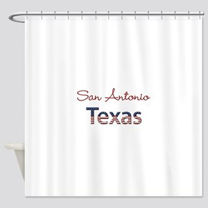 Custom Texas Shower Curtain