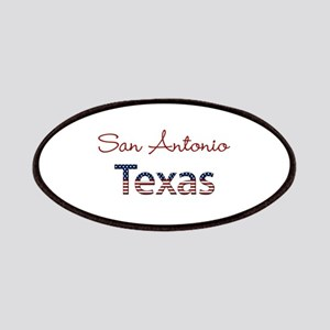 Custom Texas Patches