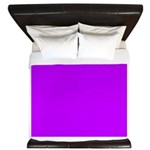 Purple King Duvet