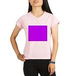 Purple Performance Dry T-Shirt