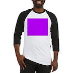Purple Baseball Jersey
