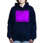 Purple Women's Hooded Sweatshirt