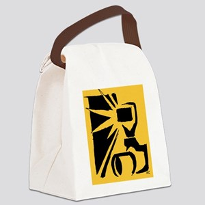 Photography Lover Canvas Lunch Bag