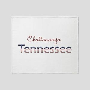 Custom Tennessee Throw Blanket