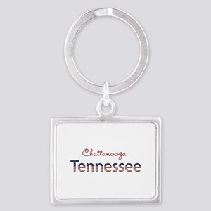 Custom Tennessee Landscape Keychain