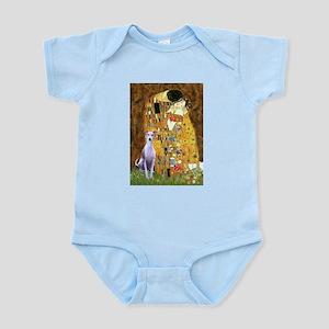 Kiss & Whippet Infant Bodysuit