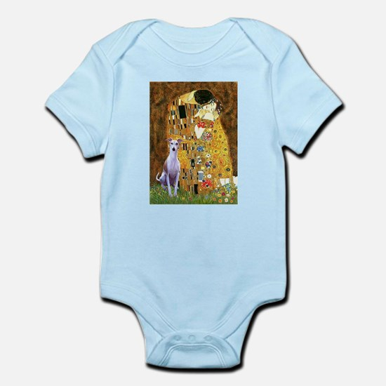 Kiss & Whippet Infant Bodysuit