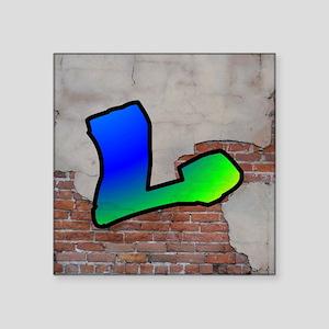 GRAFFITI #1 L Sticker