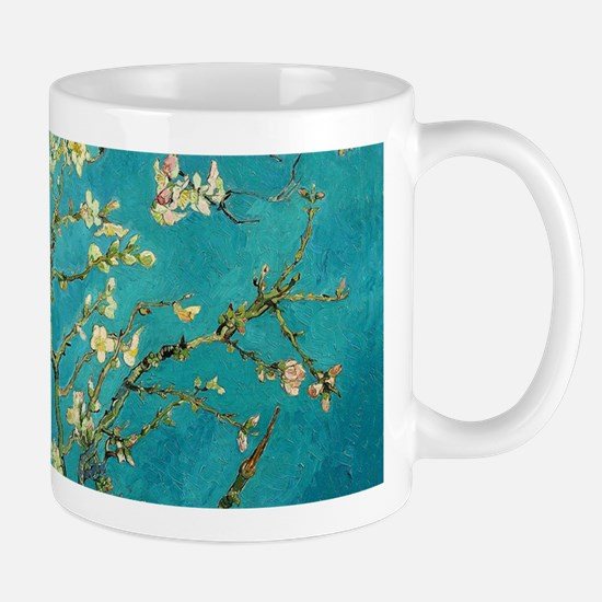 Vincent Van Gogh Blossoming Almond Tree Mugs