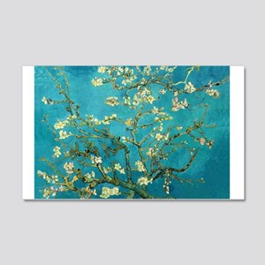 Vincent Van Gogh Blossoming Almond Tree Wall Decal