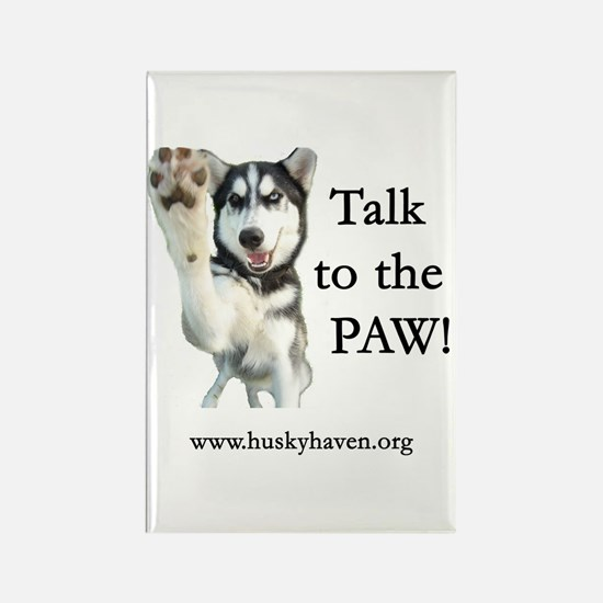 Cool Huskies Rectangle Magnet (100 pack)