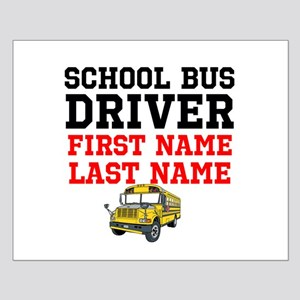 School Bus Driver Posters