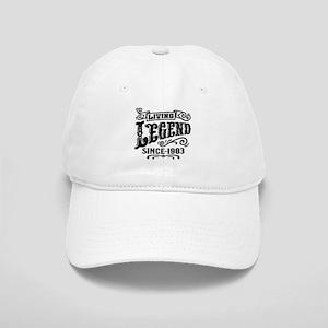 Living Legend Since 1983 Cap