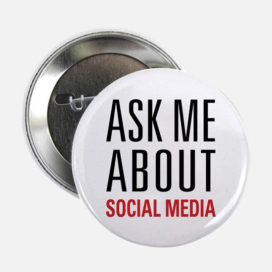 "Social Media 2.25"" Button (10 pack)"