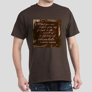 """""""Katharine Hepburn"""" - Dark T-Shirt"""