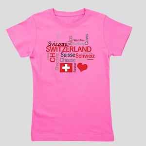 Switzerland - Favorite Swiss Things T-Shirt
