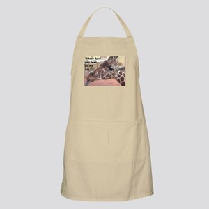 Where Have You Been Apron