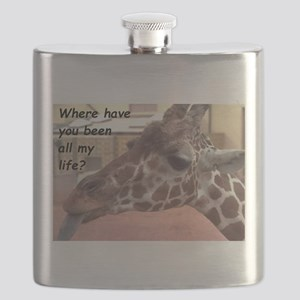 Where Have You Been Flask