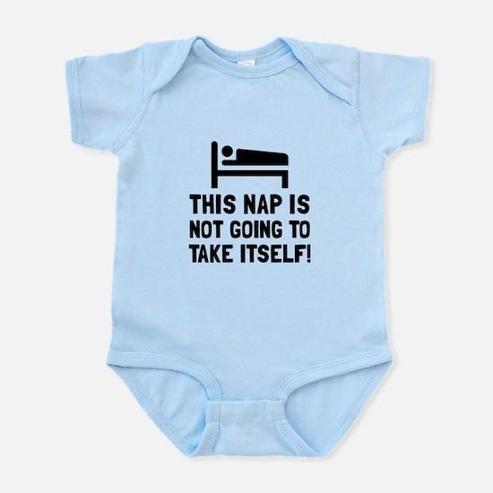 Nap Take Itself Body Suit
