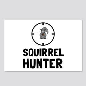 Squirrel Hunter Postcards (Package of 8)