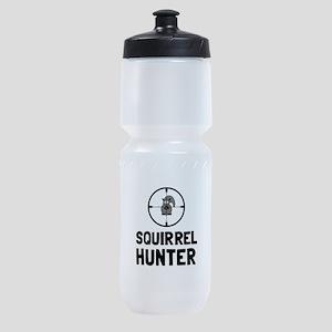 Squirrel Hunter Sports Bottle