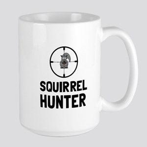 Squirrel Hunter Mugs