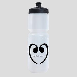 cellist Sports Bottle