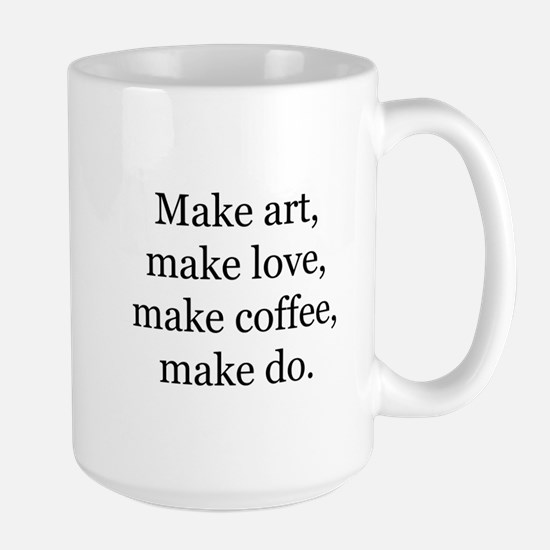 Make Do Mugs